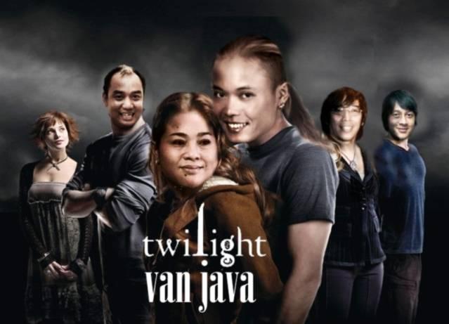 good!! OVERA VAN JAVA sudah membuat serial film the twilight van java. tayang setiap sabtu dan senin jam 18.00 hanya di tv kesayangan anda OPEJE YAE
