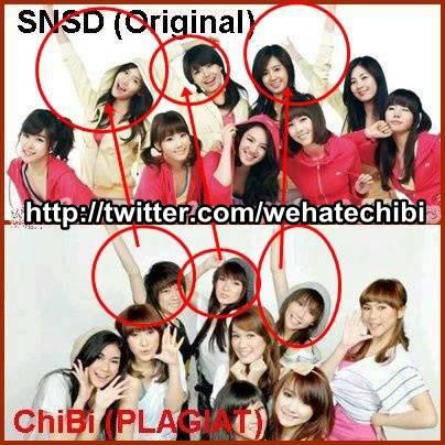 CHIBI ITU.. Suka Mem-Plagiat! TAPI, Takut Di Plagiati. Saya dpt info bhwa chibi tkt diplagiatin dari sebuah fp twibiboys!! INI REAL !!! NO LYING !!!