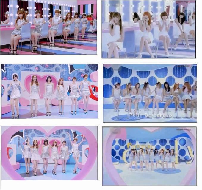 Kemaren plagiat SNSD sekarang AKB48 !!! iww #Wow