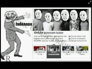 SM*SH bubar