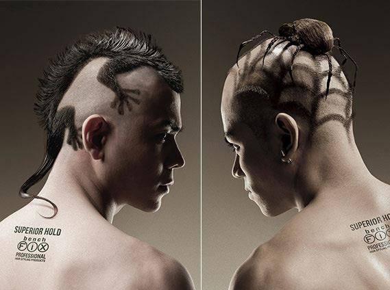 Ada yg terinspirasi dengan model rambut begini (?)
