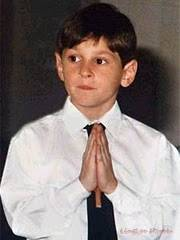 Foto Lionel Messi Waktu Kecil Mana Wow Nya