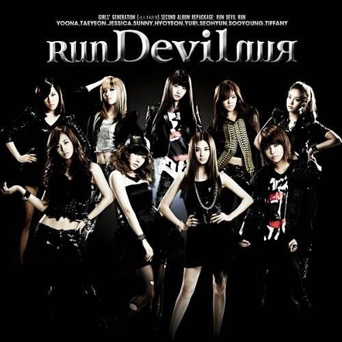 SNSD Run Devil Run KLIK WOW Nya ya SONE