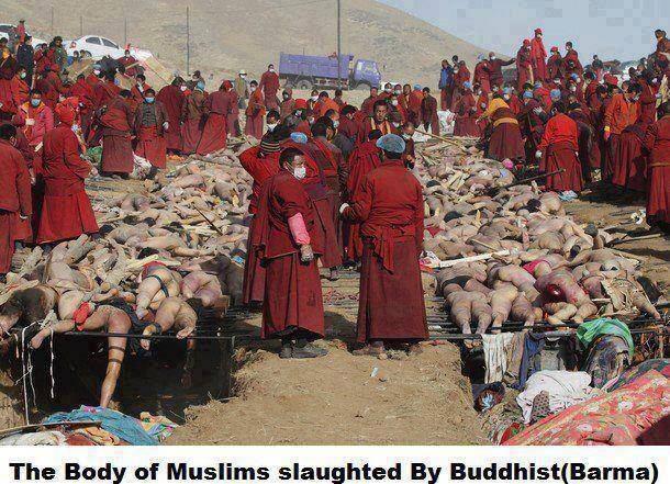 masih ingat kah kalian dengan pembantaian muslim rohingya di burma myanmar.... awal peristiwa disebabkan adanya pemerkosaan yang melibatkan tiga orang pria Rohingya terhadap seorang perempuan Budha. benarkah? sungguh sangat sadis...