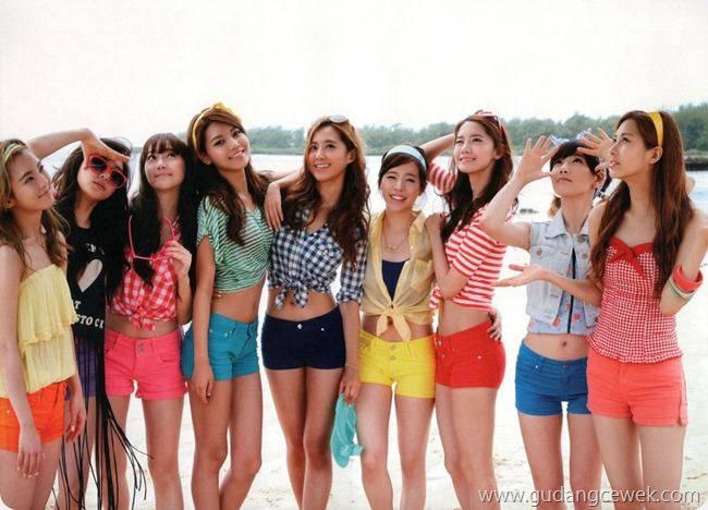 Wow!! nya dong buat SNSD (Girls Generation)