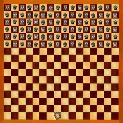 memang ada sob catur yang kaya gini????? LOL XD