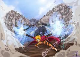 Kalau naruto sasuke berteman pasti dunia ninja akan damai