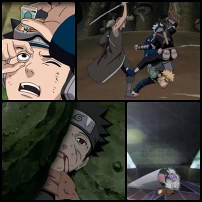 Detik Detik kematian Obito .....