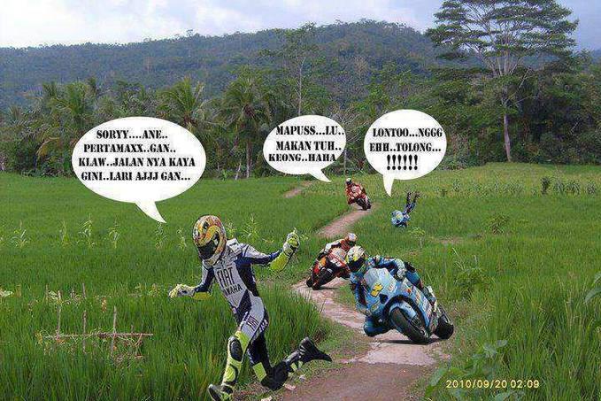 race in indonesia..exstremmmmm..hahaha