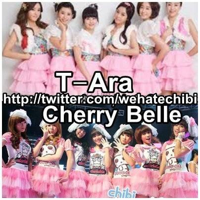 T-ara is the best :) jangan lupa WOW nya