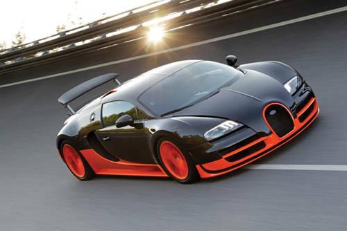 Dengan harga $2,6 juta atau sekitar 24,3 Milyar, Bugatti Veyron Supersport jadi mobil termahal didunia saat ini. Veyron akan memanjakan Anda dalam kemewahan dan kecepatan super.