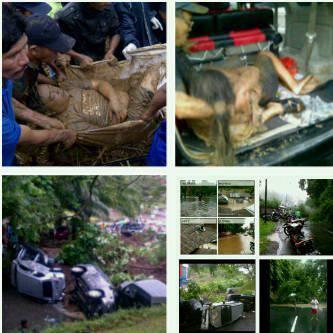 Tragedi Tanah Longsor dan Banjir Di Manado Belum Lama ini :(
