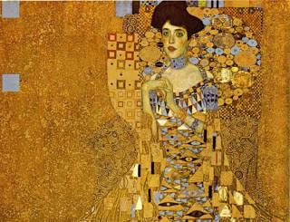 Lukisan ini karya seorang seniman Austria bernama Gustav Klimt, lukisan ini selesai pada tahun 1907 dan tercatat sebagai lukisan paling mahal di dunia saat ini, lukisan ini dijual seharga US $ 135 juta kepada seorang kolektor bernama Ronald Lau