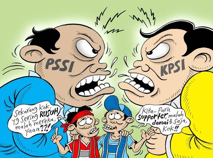 mana bisa sepak bola di indonesia mau maju...!!! klo gini terus bisa2 pemain2nya ikut rusuh juga...!!! ckckcckkckc..!!!!
