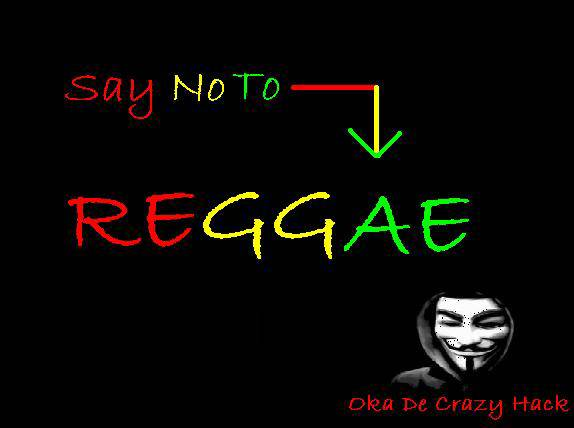 Bagi Yang suka dengan aliran reggae Fuck Saja Lagh Dari Saya Problem .. ??? Chat : https://www.facebook.com/okacaezard