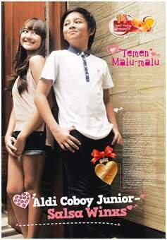 Aldi COBOY JUNIOR dengan pacarnya Salsa WINXS Menurut agan aldi tetep ...