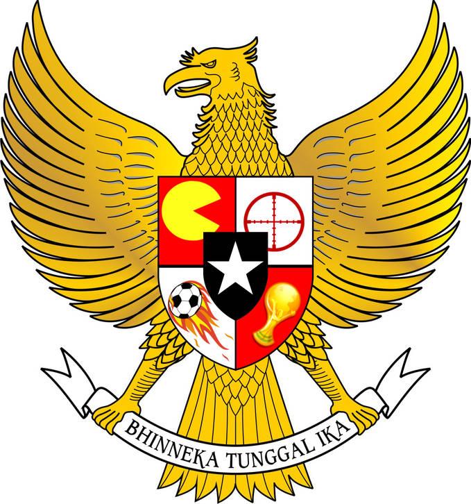 Garuda Pancasila Bagi Gamers Indonesia yg Buat AQ dong