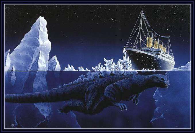 TERBONGKAR!!!!!!!!.. ini misteri penyebab titanic tenggelam selamani wow wow TRUS GUA MUSTI BILANG WOW GT -_-