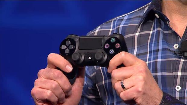Sony Resmi Perkenalkan Playstation 4