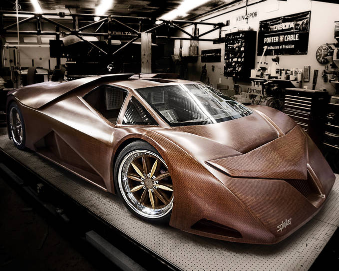 Tahukah anda mobil tersebut ?, Lamborghini murcielago yg di modifikasi menggunakan Kulit sepatu yang bernilai sangat tinggi, mobil ini di modifikasi secara khusus, dan di tambahi Emas 100 krat pada ban mobil tersebut, ! jangan lupa WOWnya :)