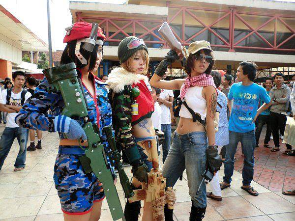 COSPLAY,Point Blank.............