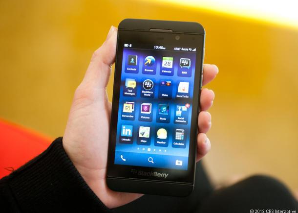 Wow!!! Blackberry Z10 di bandrol dengan harga 15 juta!!! ada yang berminat???