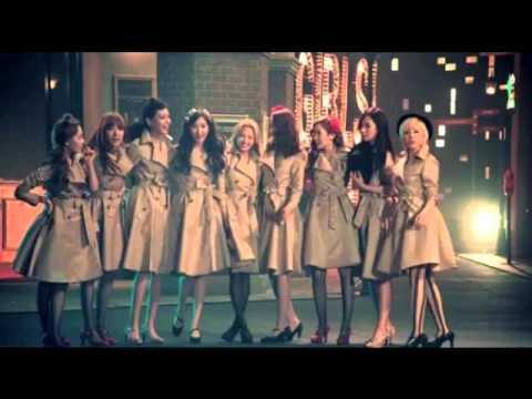 masih inget kan para sone:) ini snsd pas di video clip apa? wownya ya guys:)