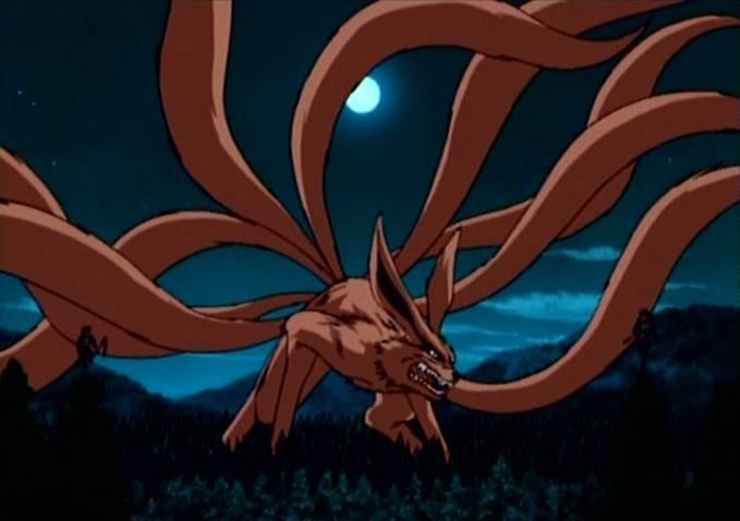 rahasia penyerangan kyuubi di konoha masa yang lalu Setelah membentuk Akatsuki dan sudah memulihkan kekuatannya, Madara menyerang Konoha bersama Kyuubi menggunakan Sharingan/Mangekyou Sharingan. Secara misterius Kyuubi bisa bersama Madara, en