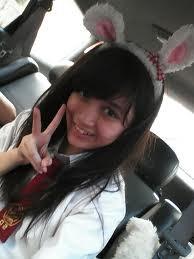 Ini afika atau nabilah JKT48 hayo? :) Jangan lupa WoW nya klo dh tau. :)
