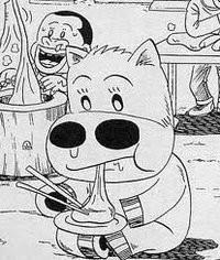 hayo tebak ini tokoh kartun apa yg tau brti masa kecila ga sia2 uhuy deh...
