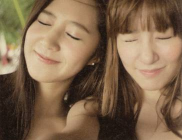 Yuri with Tiffany :)