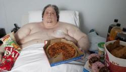 Kisah Tragis Pria Berbobot 368 Kilogram