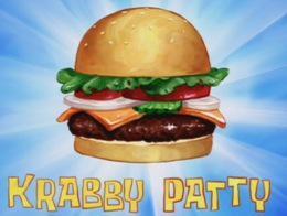 Inilah Resep Rahasia Krabby Patty