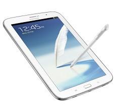Samsung Galaxy Note 8.0 resmi dirilis Samsung Electronics merilis tablet terbaru Galaxy Note 8.0 yang menjadi ditujukan untuk bersaing dengan iPad Mini ataupun tablet Android seperti Google Nexus 7.
