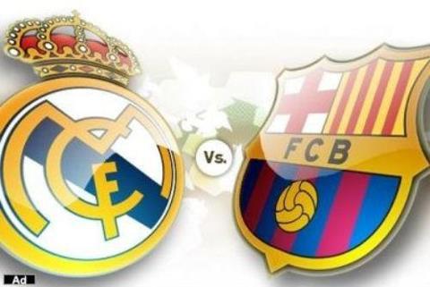 Duhhh BARCA kalah nie guys sama Real Madrid Skornya 3 - 1