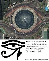 Bundaran Hi Iluminati Di Indonesia