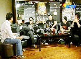Gan pernah nnton ga Avenged Sevenfold d Interview d SCTV ini dulu?? heuheuu