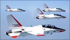 Ini dia pesawat pertama buatan indonesia dari dari pabrik PT.dirgantara indonesia yang bekerja sama dengan pabrik pesawat Korea Aerospace Industry ( KAI )