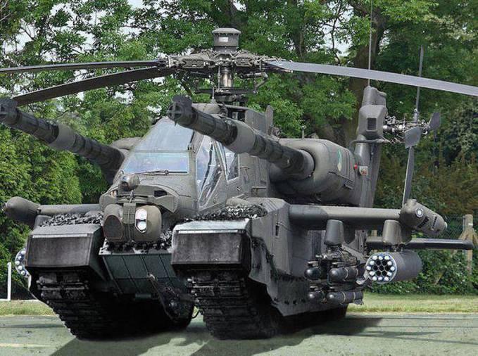 inilah tank yg akan di gantikan dgn tank yg model lama kira2 bisa terbang gak ya?? sbelum close tab say klik WOW to me :))