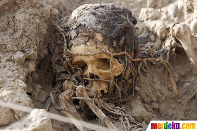 Penemuan 11 makam berisi mumi era 200-700 SM