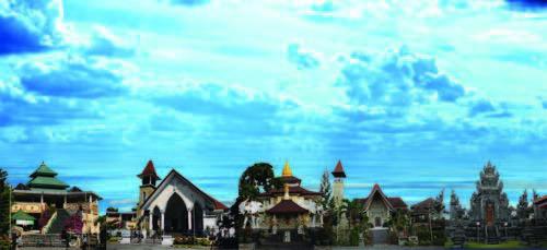 Puja Mandala Bali Puja Mandala Lima Tempat