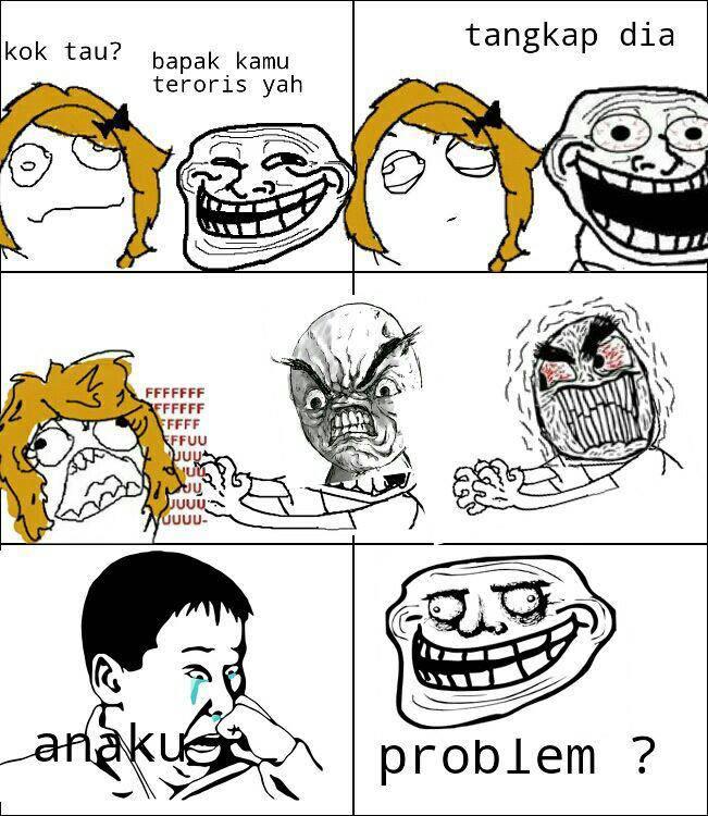 Derpina kena troll Wkwkwkwkwkwkwk