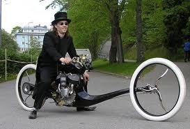 motor masa depan ! mana wownya ?