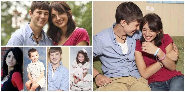 Kisah Nyata Sepasang Transgender Yang Dipertemukan Oleh Cinta Katie Hill menghabiskan 15 tahun kehidupannya sebagai bocah lelaki bernama Luke Sementara Arin dahulu bernama Emerald selama 16 tahun, keduanya bertemu saat terapi hormon di Tulsa.
