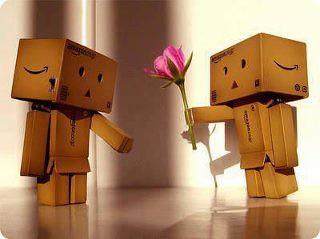 Ternyata robot punya rasa cinta, dan ternyata kamu punya rasa WOW Jangan lupa WOW nya y :) #justkidding