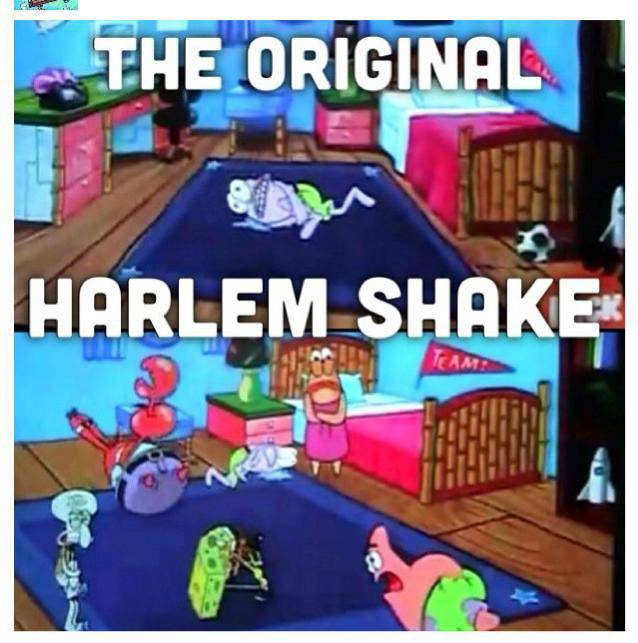 The Original Harlem Shake =)) jangan lupa klik WOW ya