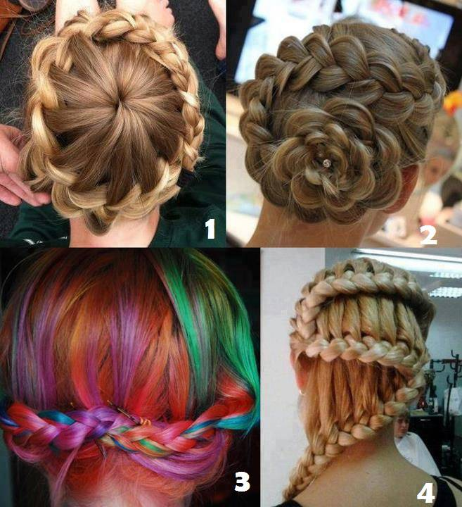 Model rambut nomor brapa yang kamu suka? :) Klik Wow..