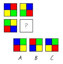 Ayoo yang mana..?? A,B atau C