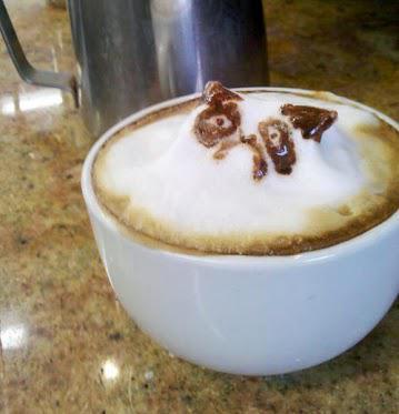 Coffee spesial untuk yang marah.