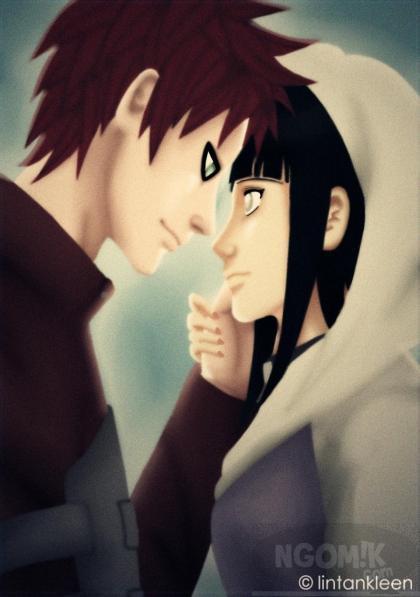 Garaa & Hinata!! do you agree?? :D